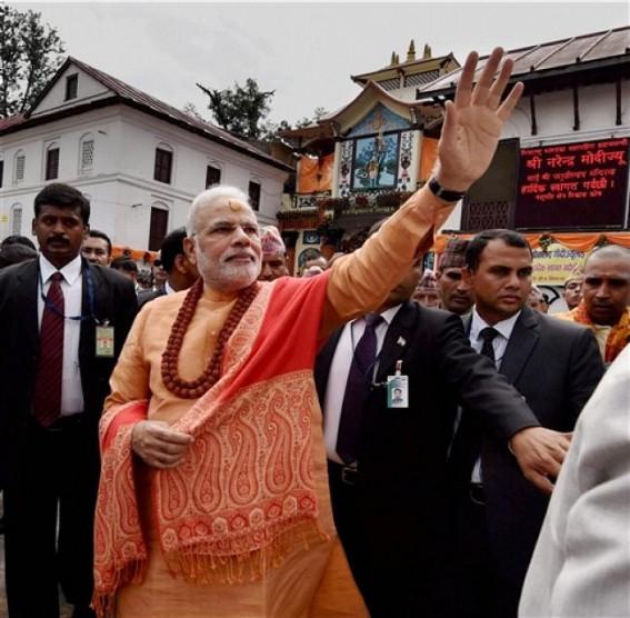 Will saffron warriors trip up Modi?