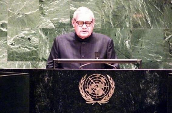 Atal Bihari Vajpayee: Apostle of peace, humanity personified