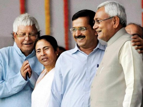 Bihar 'gathbandhan' a one-time exception : Political Circus