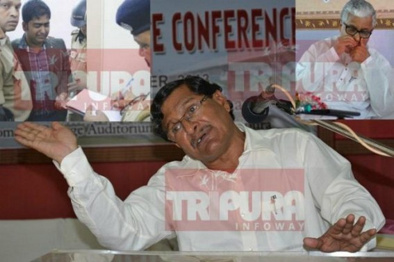 TRIPURA INFOWAY's moral victory : Exposure of corruption in CPI-M & Manik Sarkar finally recognized by Communist party