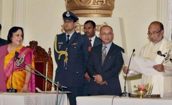 Biren Singh: From BSF barracks to Manipur's CM