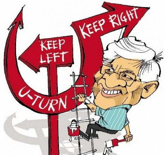 Declining of CPI-M in Indian Politics