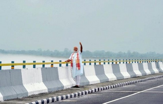 Modi's Northeast Mission: Tripura's last beacon of hope