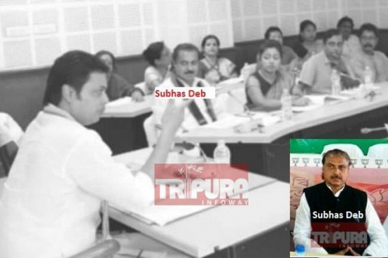 Chief Minister, Shame on your Nepotism ! Corrupt relatives, Fraudsters rule Tripura