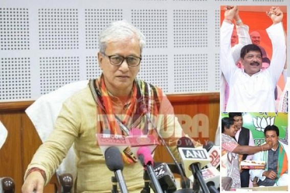Why 'Motormouth's urgent replacement important for BJP's survival in Tripura