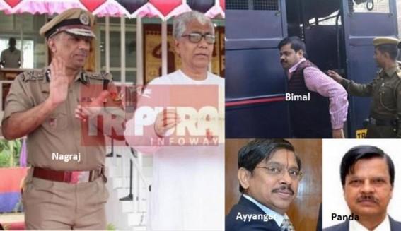 Manik Sarkar's CORRUPT 'coterie' : Biplab Deb's major challenge