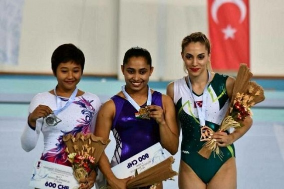 Injury to Gold Medal : Dipa's Journey