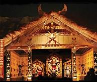 India's space odyssey, slice of Nagaland: Durga puja variety