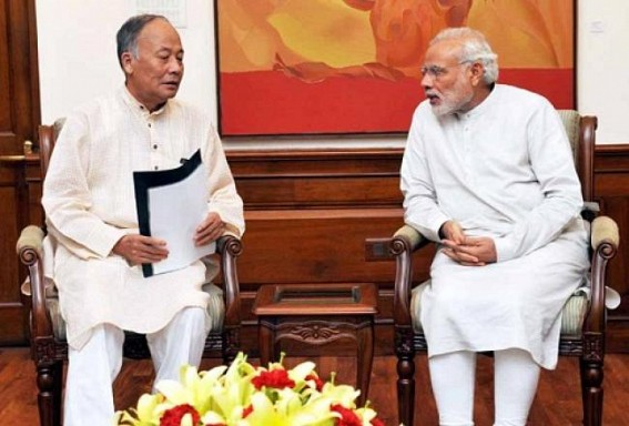 Law and order better, Manipur map can't be redrawn: CM