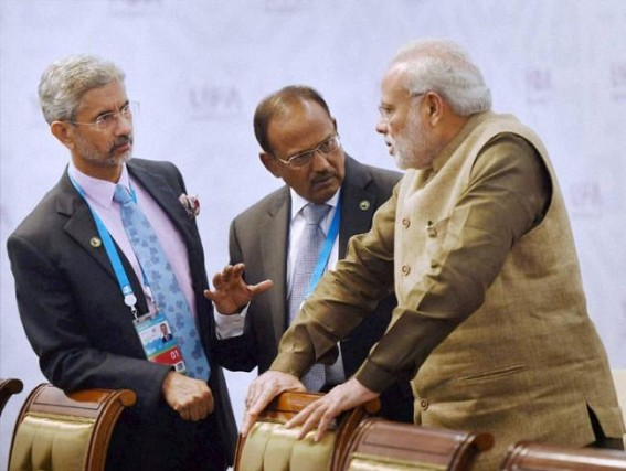 Neighbourhood strong priority for Indian foreign policy : Dr. Jaishankar