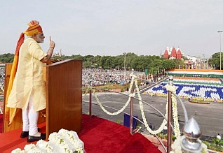 I-Day : Shared value an important lever in PM's vision of New India 2022