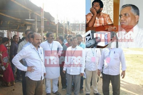 TRIPURA INFOWAY's moral victory against Daily Desher 'Mittha' Katha : TIWN destroyed CPI-M & Manik Sarkar's corrupt era