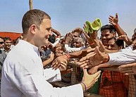 BJP-RSS want to destroy India's democratic structure: Rahul