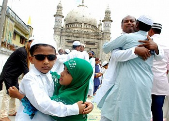 Id-ul-Fitr being celebrated with fervour and gaiety in the Capital. TIWN Pic July29