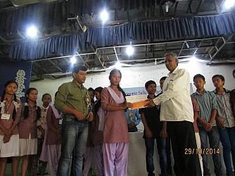 ST students merit award distribution ceremony held in Sonamura. TIWN Pic Oct 28