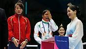 Boxer Sarita Devi, coaches suspended by AIBA
