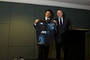 New Zealand PM invites Indian cricket fans to 2015 World Cup