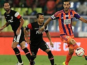 Pune beat NorthEast to top ISL table