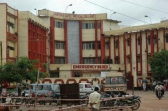 Despite completion of building, trauma centre in limbo at GBP hospital