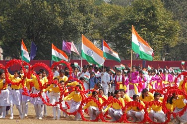 Republic Day celebrations at Assam Rifles ground. TIWN Pic Jan 26