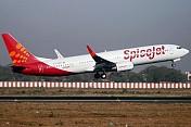 SpiceJet's fiscal net loss declines, reports Q4 profits