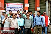 IDBI Bank holds one day strike to oppose privatization plans