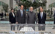 Will start a new phase in ties with Central Asia: Modi