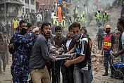 6.6 million people affected in Nepal quake: UN