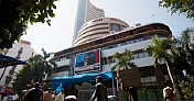 Sensex down 153 points; metal stocks drop
