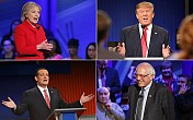 Sanders, Trump leading in battle of New Hampshire
