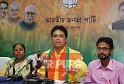 Rs. 50 lakhs sanctioned for Churaibari Check-post  area : BJP President