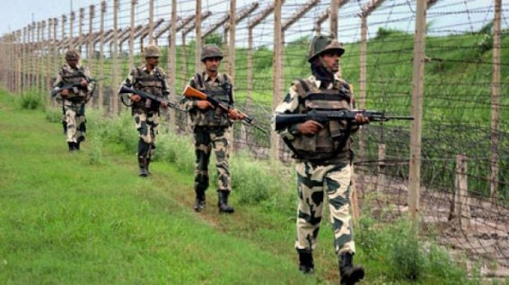 BSF to probe killing of 3 Tripura tribals by its men