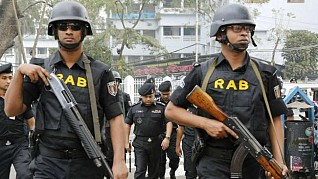 IS claims Dhaka airport 'suicide attack'