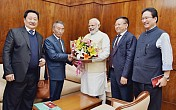 Nagaland Chief Minister asks factions to come together