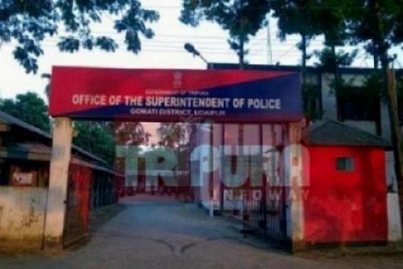 Robbers grip Saraswati's Udaipur