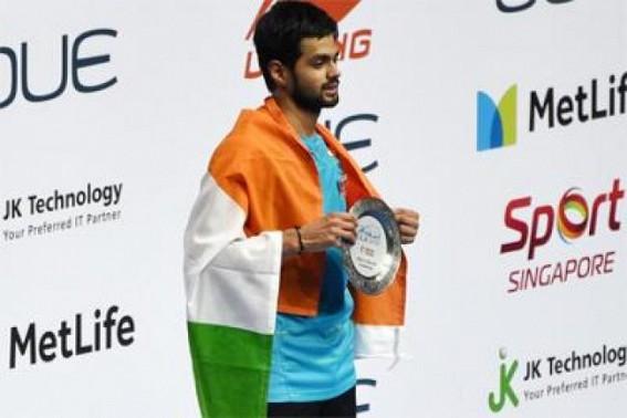Singapore win turning point for my career: Sai Praneeth