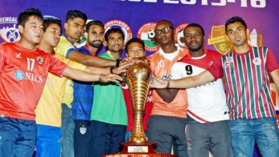 Mohun Bagan, Aizawl FC lock horns in I-League title decider