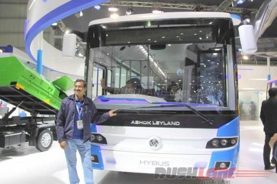 Ashok Leyland bags orders from security agencies