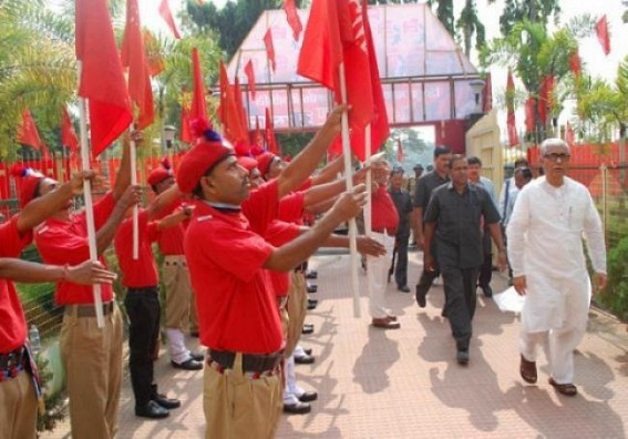 CPI-M's Assembly Poll Politics ! Vacancies of 13000 posts ? Teaching experience for non-teaching posts ? How far is it valid ? Is Manik  again misleading Tripura to a massive administrative crisis