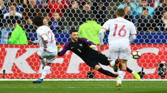 VAR to be tested in France's next two football friendlies