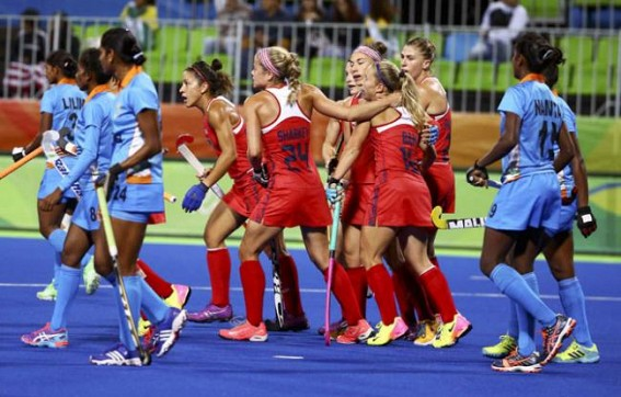 Hockey: New Zealand beat Indian eves 3-0 in fourth match