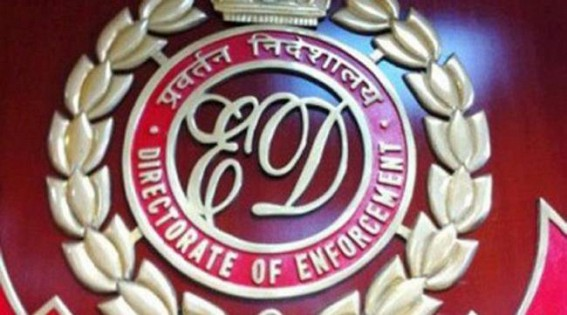 ED attaches Rs 1.12 crore assets of Delhi businessmen. TIWN Pic May 19