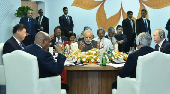 BRICS ministers seeks end to terror financing