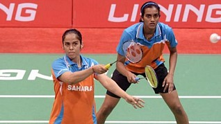Saina, Sindhu crash out of Australia Open quarters