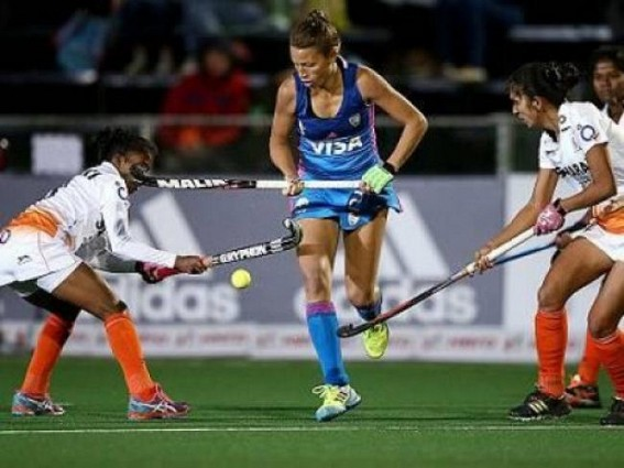 Women's HWL: Indian eves go down to Argentina