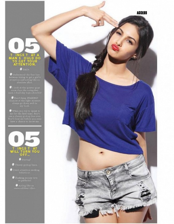Trying to find balance between Bollywood, South: Amyra Dastur