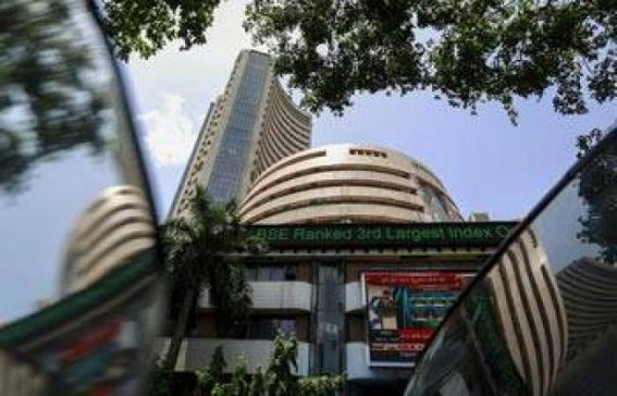 Equity markets at new peak, Nifty closes above 9,900-mark