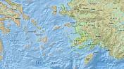 2 killed in Greece-Turkey earthquake