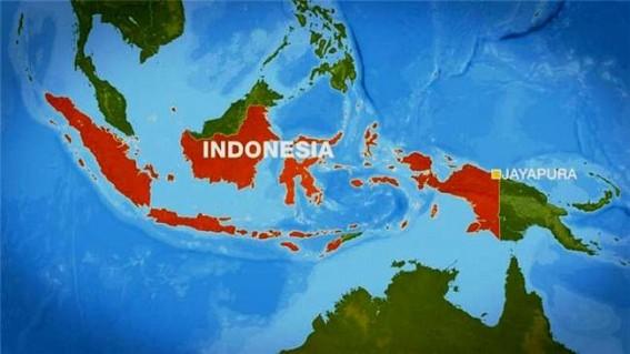 6.6-magnitude quake hits Indonesia