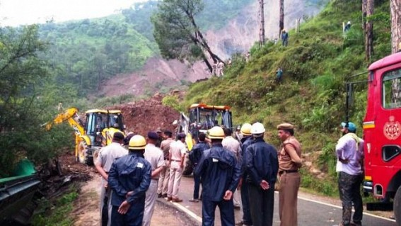 46 dead in Himachal mudslide, almost all bodies recovered